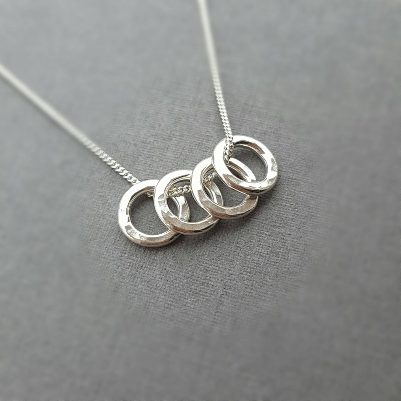 40th Birthday Gift For Her Ideas Daughter 4 Rings
