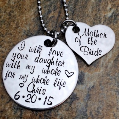 Gift for Mother of the Bride - Mother of the Groom - Wedding Day Gift - Future Mother-In-Law Gift - Personalized Gift - Wedding Gift