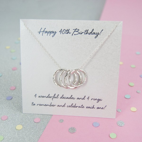 40th Birthday Gifts Gift Ideas For Mum