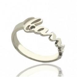 Name-Shape Ring
