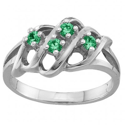 2-7 Accents Ring - The Handmade ™