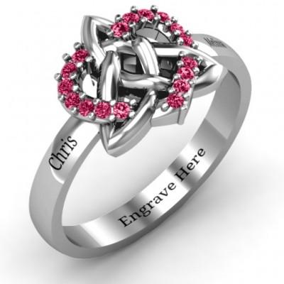 Celtic Heart Ring - The Handmade ™