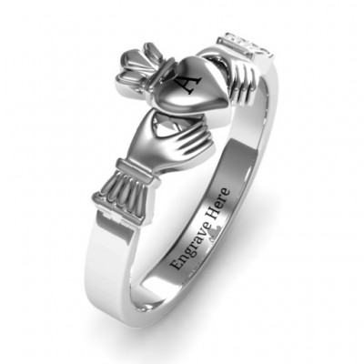 Classic Claddagh Ring - The Handmade ™