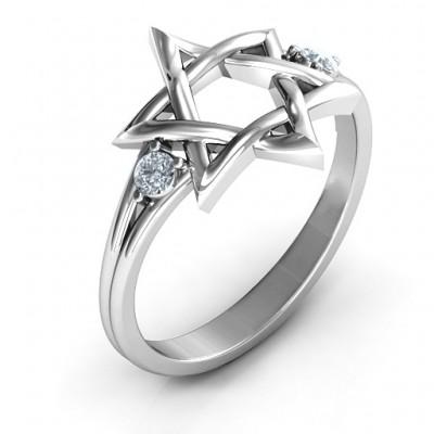 Classic Star of David Ring - The Handmade ™