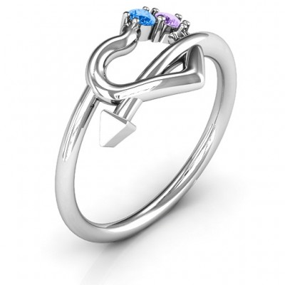 Cupid's Hold Love Ring - The Handmade ™