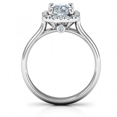 Halo of Love Ring - The Handmade ™