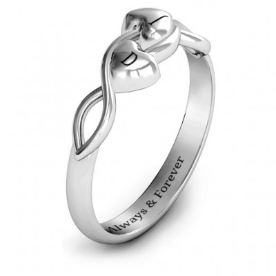 Heavenly Hearts Ring - The Handmade ™