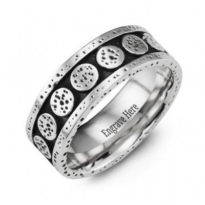 Unique Cobalt Ring - The Handmade ™