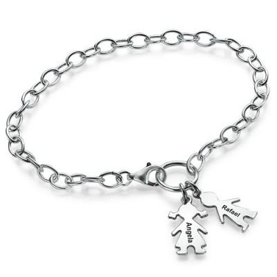 Mum Charm Bracelet - The Handmade ™