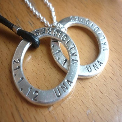Two Wedding Necklaces - The Handmade ™