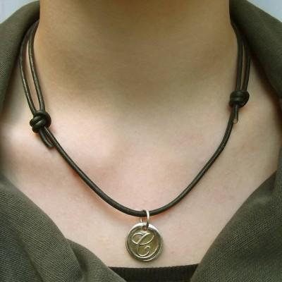 Personalised Wax Seal Pendant - The Handmade ™